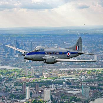 De Havilland Vintage London Pleasure Flight Picture