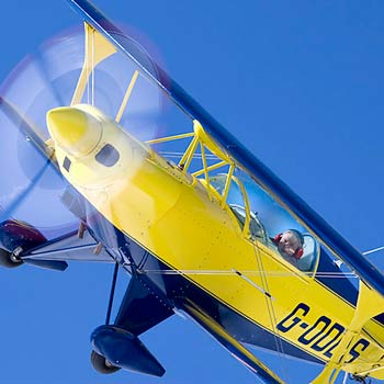 Aerobatic Flight Experiences Nationwide from Into The Blue