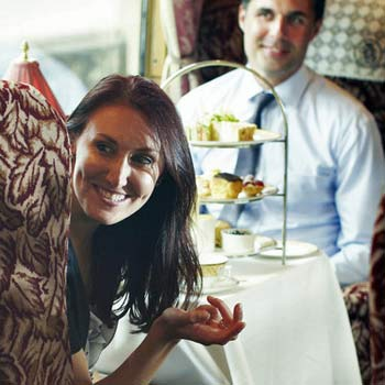 Luxury Day Trip with Afternoon Tea on the Northern Belle