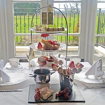 Haughton Hall Afternoon Tea