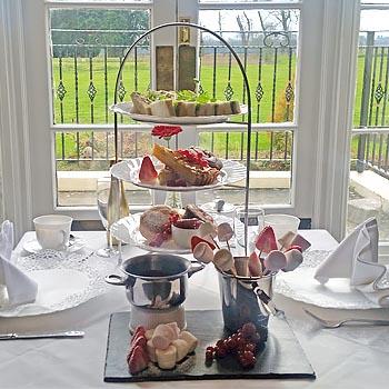 Haughton Hall Afternoon Tea