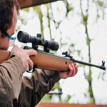 Air Rifle Shooting Manchester