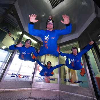 iFLY is the world leader in indoor skydiving tunnels with our SkyVenture technology. We own, operate and partner with 44 highly profitable tunnels around the world, and more than 25 currently under construction including the world's largest.