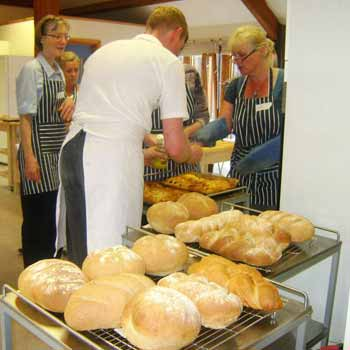 Artisan Bread Making With Hartingtons Of Bakewell Picture