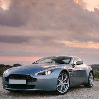 Aston Martin On Road Adventure