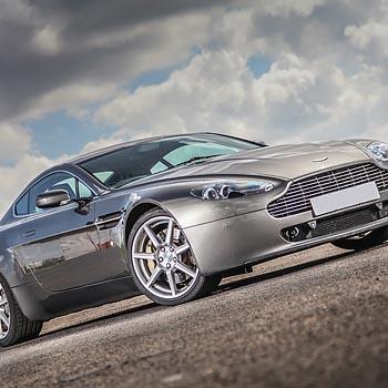 Aston Martin Drive Picture