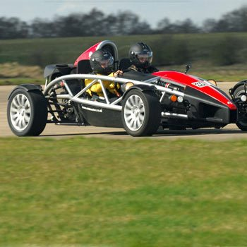 Ariel Atom Experience Picture