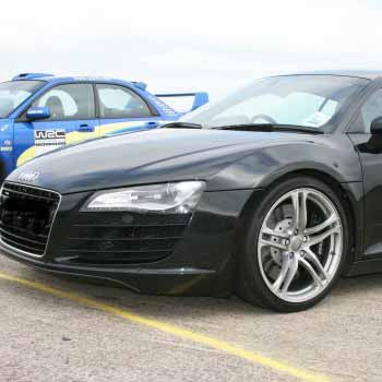 Audi R8 Race Circuit Thrill