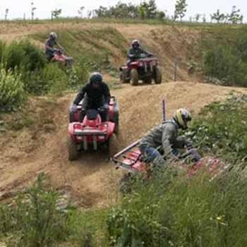 Quad Safari Leicestershire