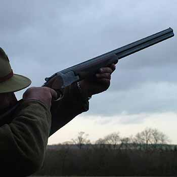 Shooting Clays in Leicestershire