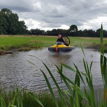 Hovercraft Adventures Leicestershire
