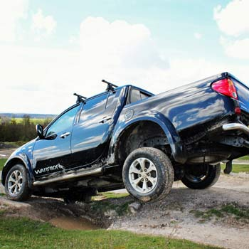 4x4 Off Road Experiences in Kent
