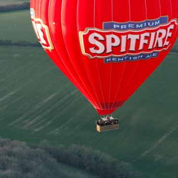 Morning Balloon Flight Kent