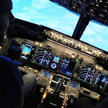 737 Simulator Peterborough