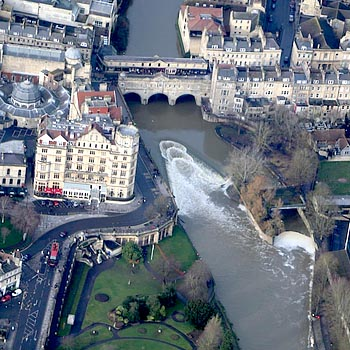 Bath City Helicopter Tour Picture