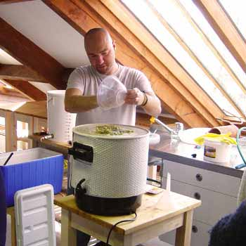 Beer Brewing Course Peak District