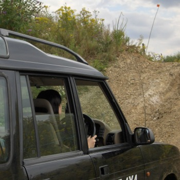 Experience Off Roading in Berkshire