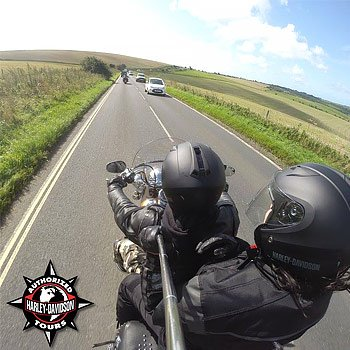 Harley-davidson® Pillion Experience Picture