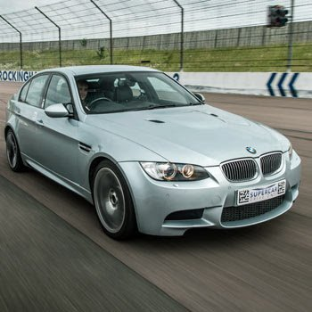 M3 Hotlap or Drifting Passenger Thrill