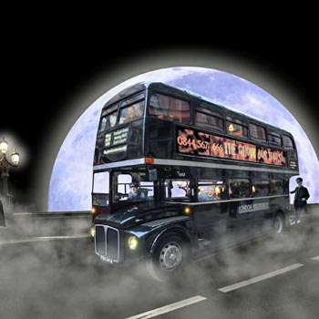 Ghost Bus Tours London Picture