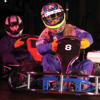 Indoor & Outdoor Go Karting