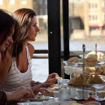 Thames Tea Cruise