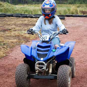 Kids Quads in Nottinghamshire