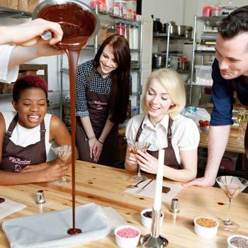 Luxury Chocolate Making London