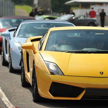 Ultimate Lamborghini Experience Picture
