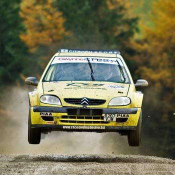 Rallying Fun Day Out Gloucestershire