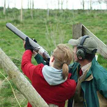 Clay Shooting Buckinghamshire Picture