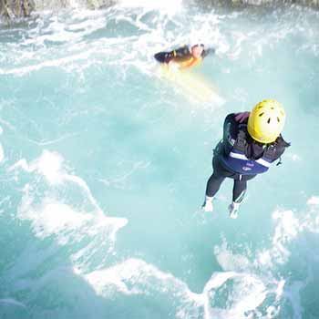 Coasteering and Gorge Walking