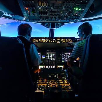 Motion Flight Simulators Coventry Picture