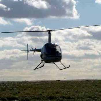 60 Minute Helicopter Flights