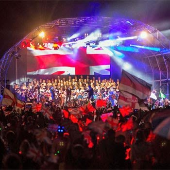 Bedford Park Summer Proms for Two