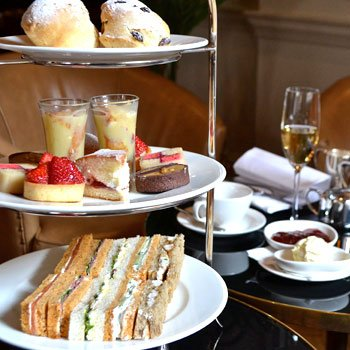 Bloomsbury Afternoon Tea for Two