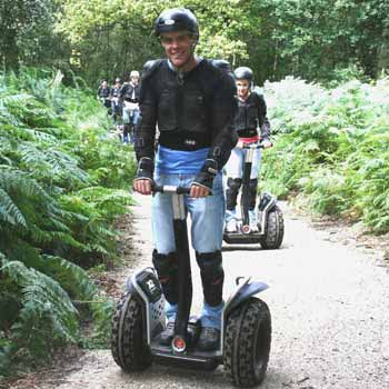 day out on segways