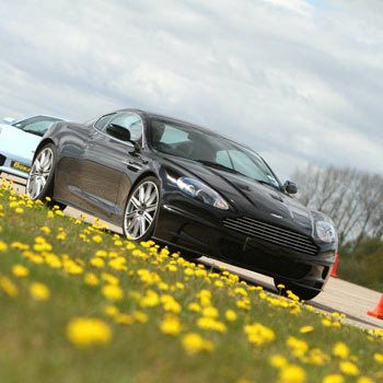 Aston Martin DBS Experience
