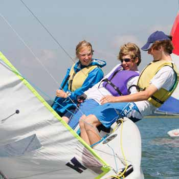 Have a Go Sailing in Dorset