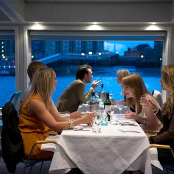 Enjoy a Classic Dinner Cruise