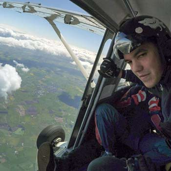 Skydiving Shropshire Picture