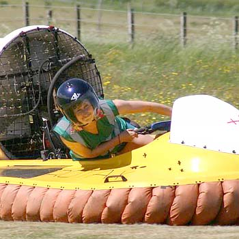 Hovercraft Scotland Picture