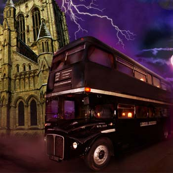 Ghost Bus Tours Edinburgh Picture