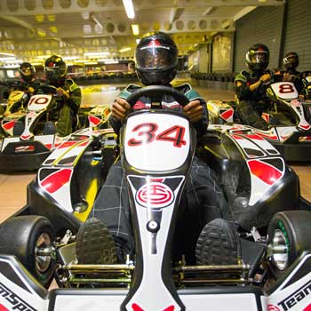 Electric Go Karts London