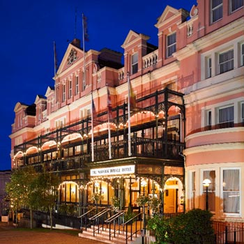Two Night Bournemouth Break with Dinner