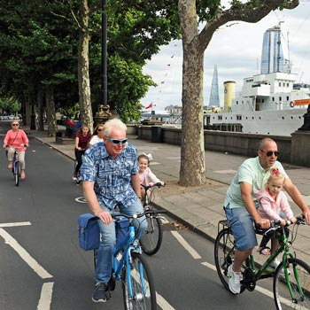 Private Family Bike Tours