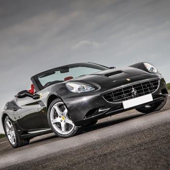 Ferrari California Driving Experience
