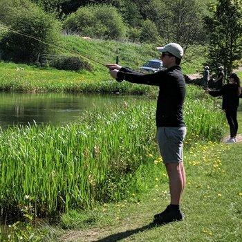 Fly Fishing Derbyshire