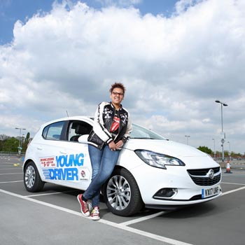 Young Driver driving lessons for 16 year olds