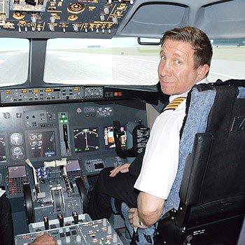 737 Simulator Warwickshire